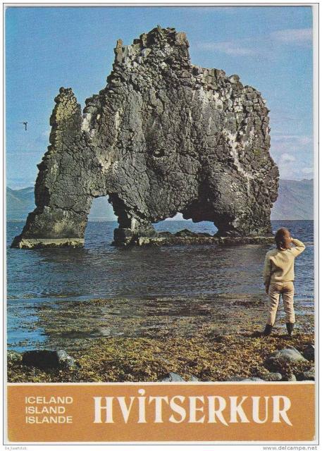 monstre aquatique islandais